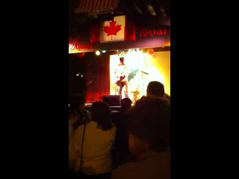 Anywhere With You - Tyler Deveau - Country Star