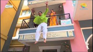 Bhide Jumps Off Balcony?! | Taarak Mehta Ka Ooltah Chashmah | TMKOC Comedy | तारक मेहता