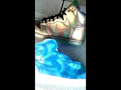 Jordan 1 vs Nike Dunks