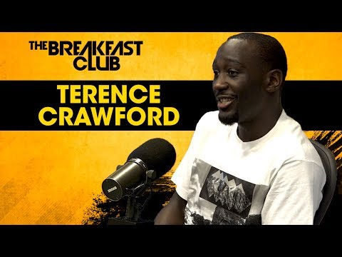 Terrence Crawford Talks Errol Spence, Skills Vs. Size, Preparing For Fights + More