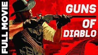 Guns of Diablo (1965) | Charles Bronson, Susan Oliver, Kurt Russell | English Classic Movies