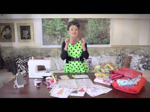 How to Sew For Beginners Part 1: Prepare Your Pattern