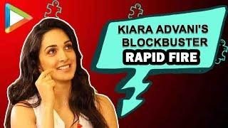 Kiara Advani's DHAMAKEDAR Rapid Fire & Shahid's Funny Comments Make it a Laugh Riot |  Kabir Singh