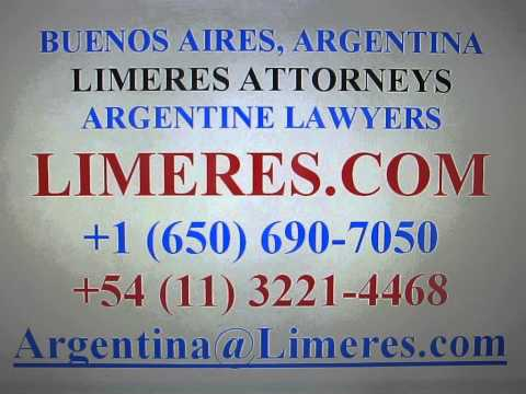 Vital Records: Obtain Death Certificate-Records in Buenos Aires, Argentina :: LIMERES.COM