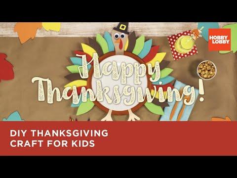 Thanksgiving Kids' Craft