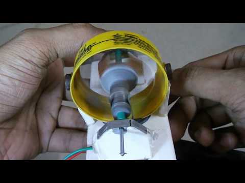 How to make a dc motor at home, --- Its About Everything.