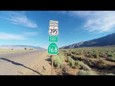 USA Road Trip San Francisco to Las Vegas : Yosemite, Death Valley, Bryce Canyon, Antelope