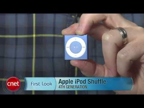 Apple iPod Shuffle (4th Generation)
