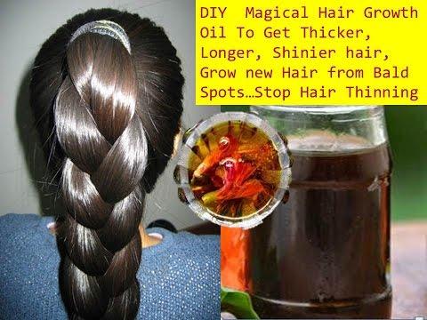 Hair oil for hair growth,hair fall ,healthy thick hair,dandruff,Homemade Oil For Healthy Hair
