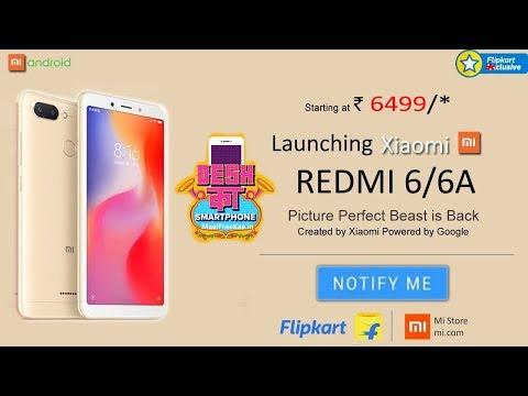 Xiaomi Redmi 6 & Redmi 6a: Review of specification/price! [Hindi हिन्दी]