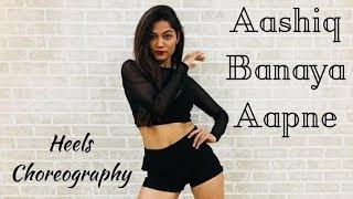 Aashiq Banaya Aapne   Hate Story IV   Heels Choreography   LiveToDance with Sonali