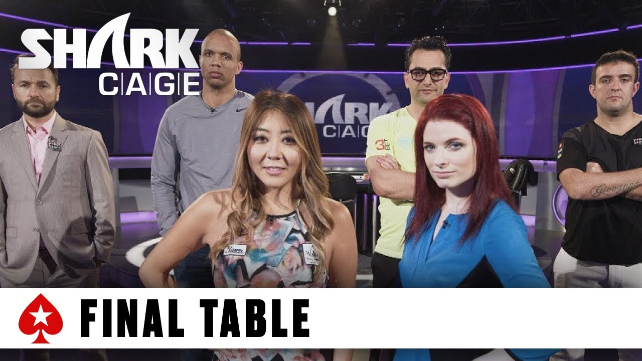 The Shark Cage S2♠️ E13 ♠️ Final Table pt 1♠️ PokerStars