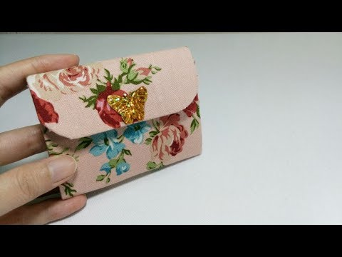 How to Make Coin Purse Very Easy
