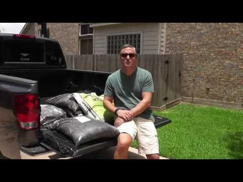Already time to prep your soil for your Fall Texas garden!