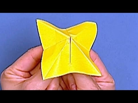 How to make a Paper Lips (Tutorial) - Paper Friends 24 | Origami for Kids