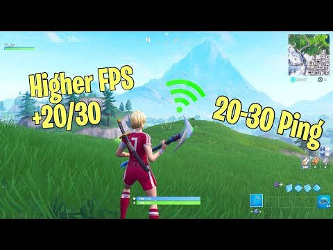 How To Decrease Ping In Fortnite - Plymouthicefestival org