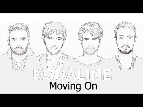 Kodaline - Moving On  [With Lyrics] (Animation MV)