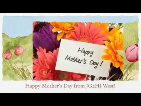 JG2HI West - Find the Perfect Gifts for Mother's Day!
