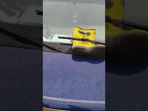How to take off Philadelphia Parking Authority boot that's on your car
