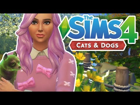 Ghost Molly and Buddy DIED? | The Sims 4 YouTuber Pets | Episode 14