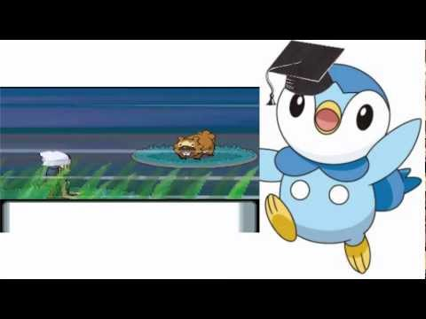 Pokemon Diamond and Pearl   How To Catch Bidoof