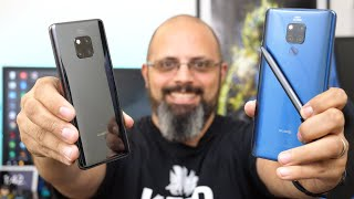 @Huaweimobile Mate 20 Pro Vs Mate 20X  Which One Should You Buy ???