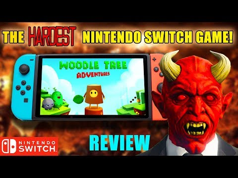 THE HARDEST NINTENDO SWITCH GAME EVER!