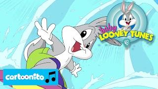 Baby Looney Tunes | SONG: My Bunny Lies Over the Ocean | Cartoonito