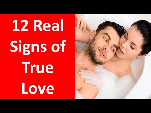 Signs of True Love - 12 Real Signs of True Love in a Relationship