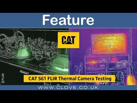 Cat S61 FLIR Thermal Camera