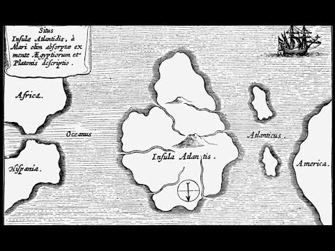 Lost Continent of Atlantis found on Google Earth - Short Documentary