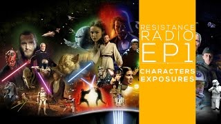 Star Wars | Sentinel Sanctuary Podcast: Episode 1 - Character Exposure