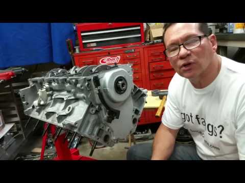 Using The AlignIt Tool To Install The LS Timing Cover
