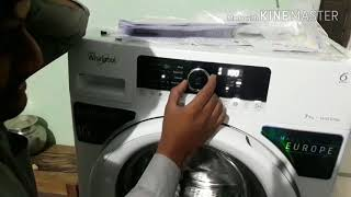 Whirlpool Washer training video  How to use and advantages  - PakVim