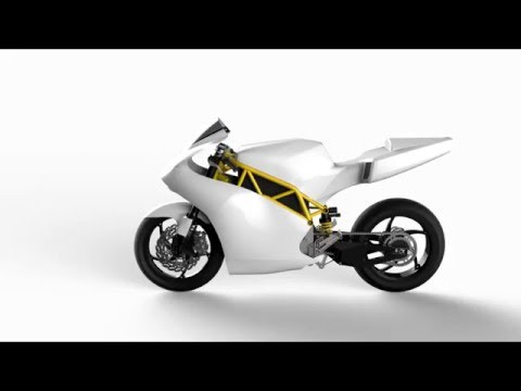 Unveil of the NovaBike 07 : The first Dutch electric racing motorcycle