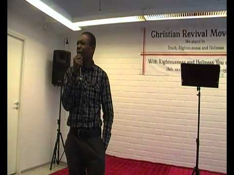 Testimony How God helped me to quit smoking - Christian Revival Movement