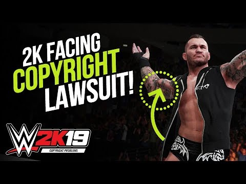 WWE 2K19: Randy Orton's Tattoos to be Removed? 2K Facing Copyright Lawsuit