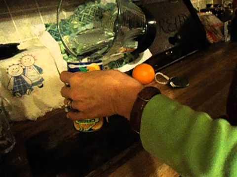 how to make frozen orange juice -momas cooking.