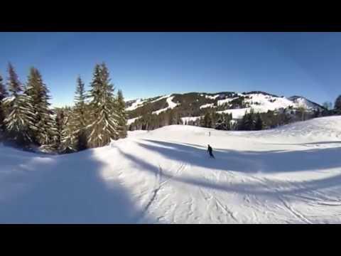 [360°] Piste Campanule | Les Gets VR