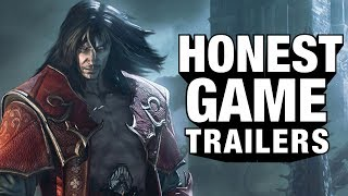 castlevania honest game trailers