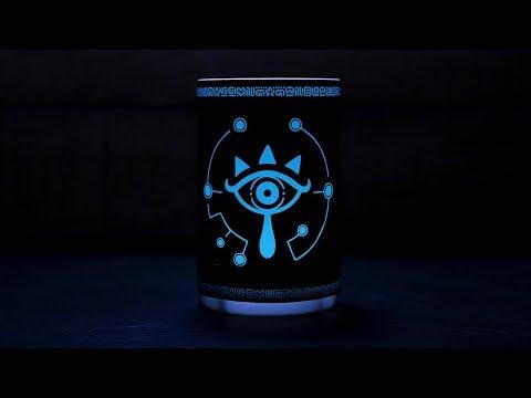 The Legend of Zelda Sheikah Eye Mini Light | Paladone