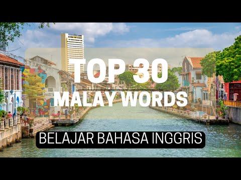 Xxx Mp4 Malay Travel Words Bahasa Inggeris 30 Most Common Words In English Bahasa Malaysia 3gp Sex