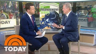 Al Gore: Mother Nature Has Made Climate Change Impossible To Ignore | TODAY