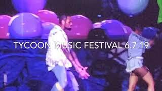 "Wobble Up ""Live"" ATL 6.7.19 Tycoon Music Festival #wobbleup"