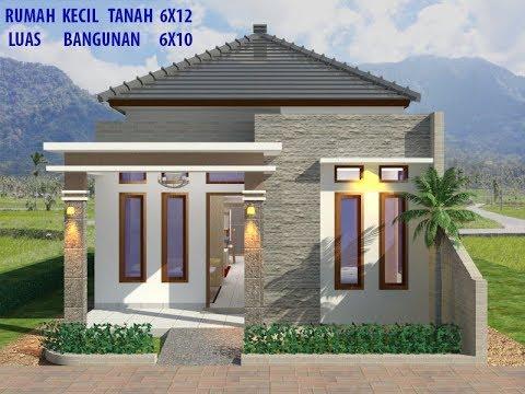 Rumah Minimalis Modern Kecil 2020 Rumah Minimalis Modern