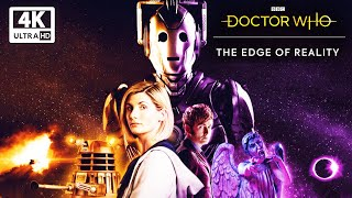 DOCTOR WHO: EDGE OF REALITY All Cutscenes (Game Movie) 4K 60FPS Ultra HD