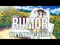 (NIGHTCORE) Rumor - Lee Brice
