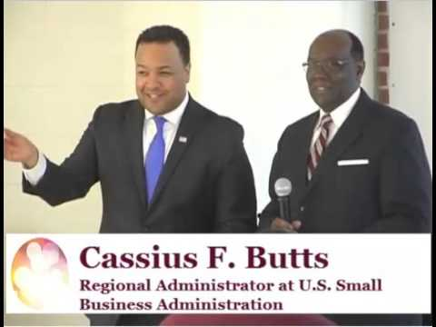 Business Smart Toolkit  Cassius Butts @ Alabama A&M