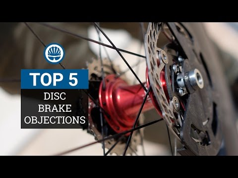 Top 5 - Objections to Road Bike Disc Brakes (And Why We Disagree)