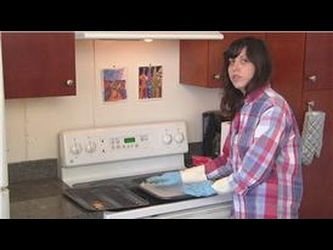 Home Cleaning Instruction : How to Clean a Grill Pan